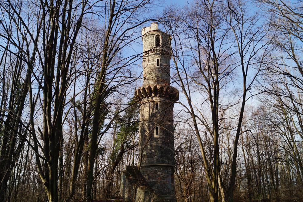 Der älteste Bismarckturm