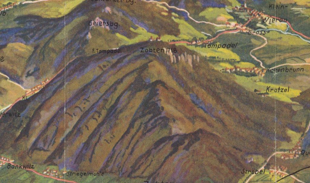 Zobtengebirge
