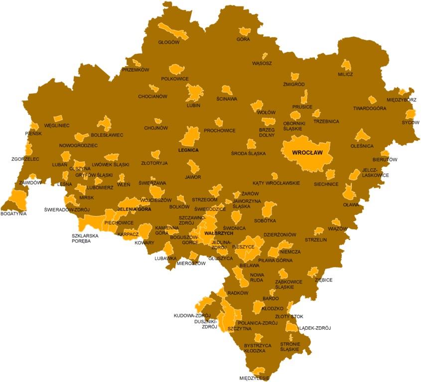 Niederschlesien (Woiwodschaft Niederschlesien) – Autor: Tomasz Majtyka Quelle: commons.wikimedia.org