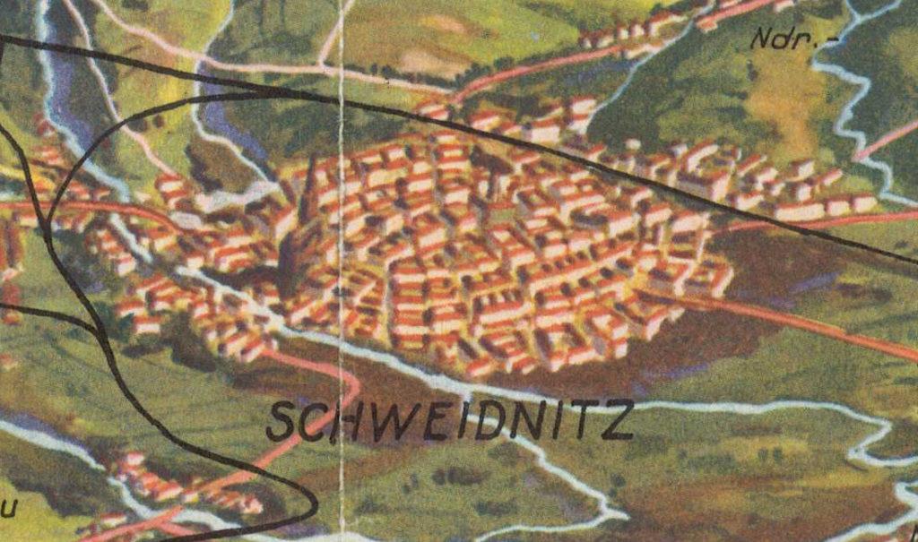 Schweidnitz (Świdnica)