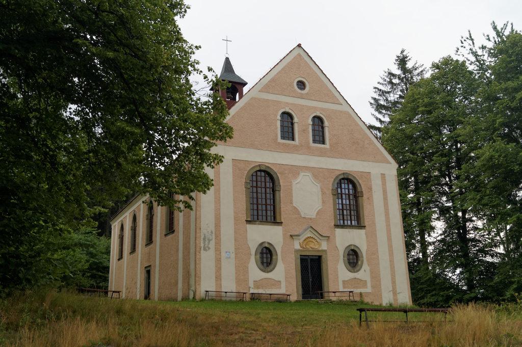 Kirche der Heiligen Anna auf dem Berg der Heiligen Anna
