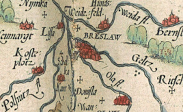 Breslau – die Hauptstadt Schlesiens