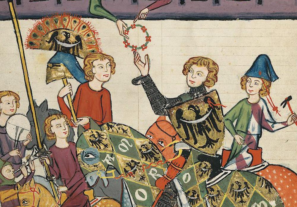 Herzog von Breslau Heinrich IV. der Gerechte