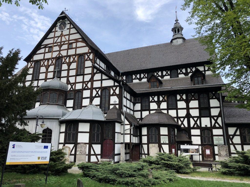 Friedenskirche in Schweidnitz (Świdnica) – Top 10 Sehenswürdigkeiten in Niederschlesien