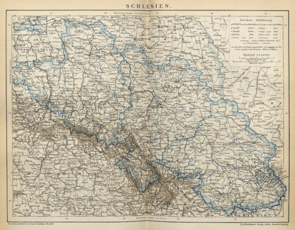 Schlesien Karte Deutsche Ortsnamen.Niederschlesien Karte Von 1945 E Niederschlesien De