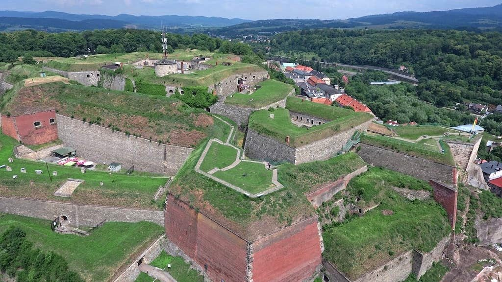 Festung in Glatz (Kłodzko) – Foto: Michał Jabłoński