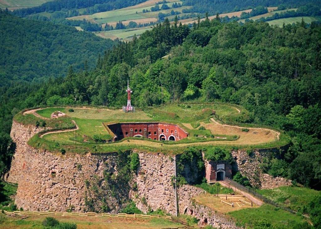 Festung Silberberg (Srebrna Góra) – Foto: Księstwo Quelle: wikimedia.org