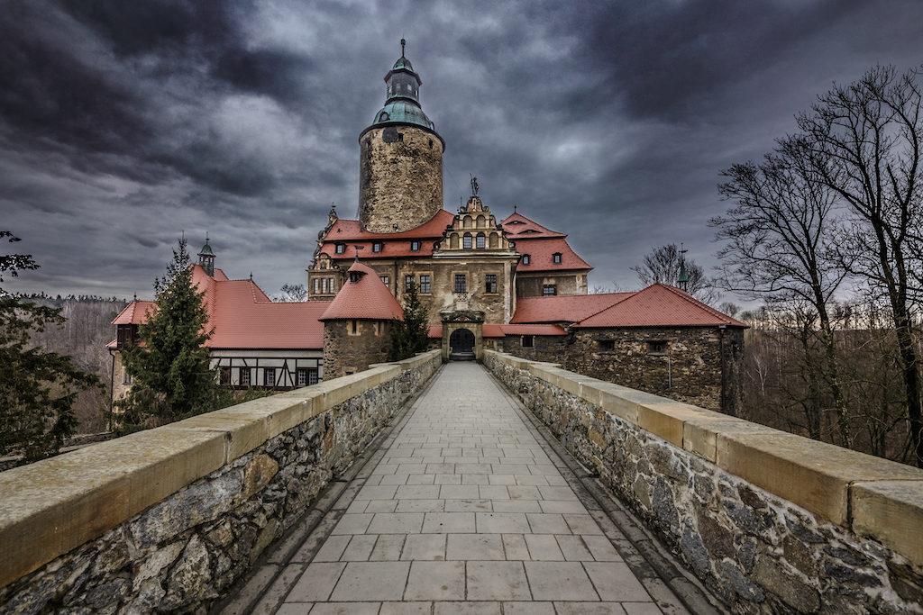 Burg Tzschocha in Tzschochau (Sucha) – Quelle: Burg Tzschocha