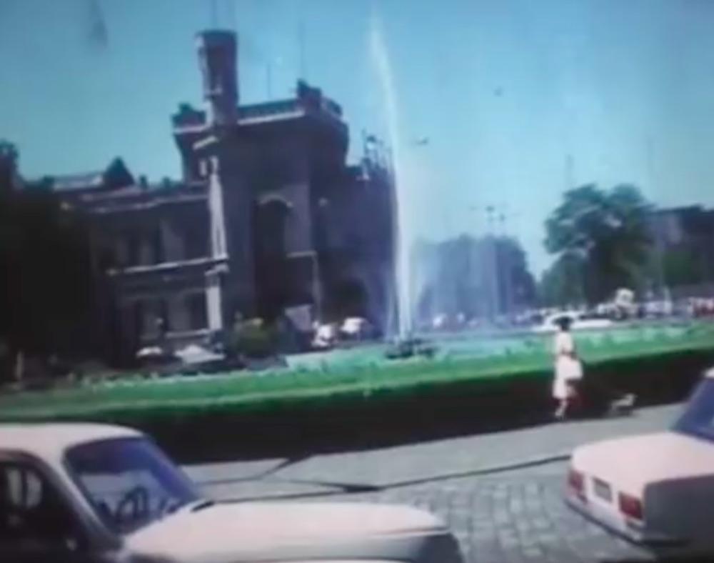 Breslauer Hauptbahnhof 1976